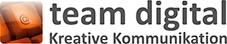 Logo von team digital